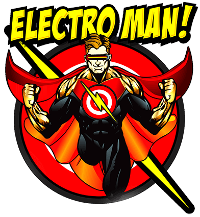 Hot Shot Electric ElectroMan