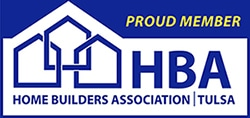 Home Builder Association - Tulsa Badge