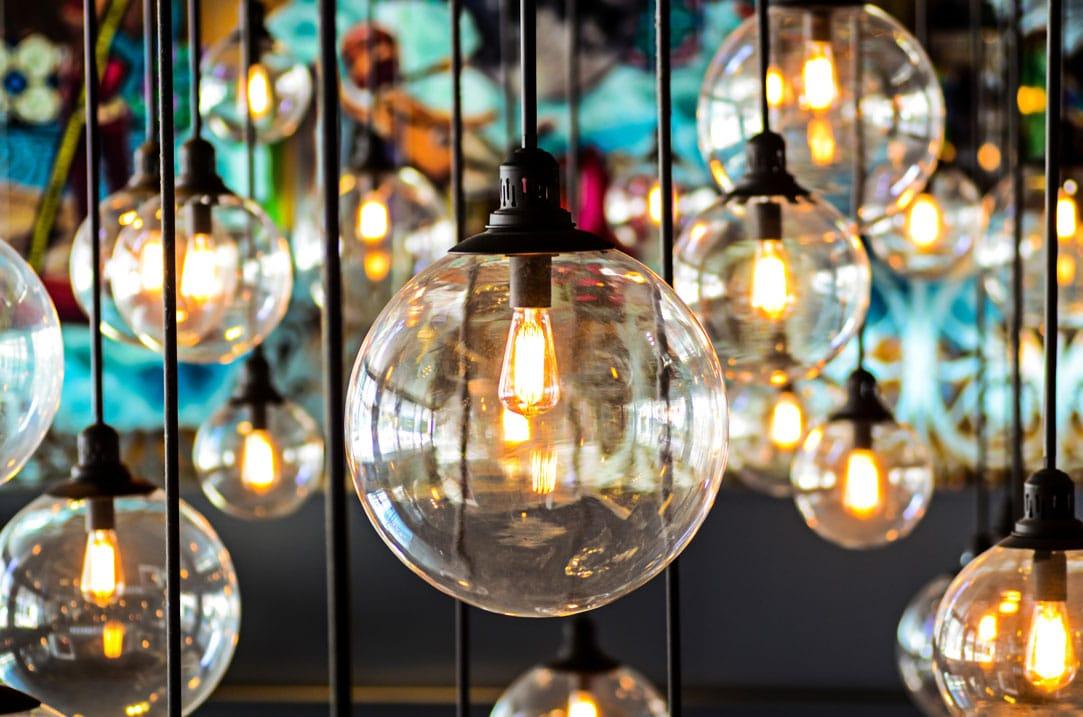 Hot Shot Electric Light Bulbs