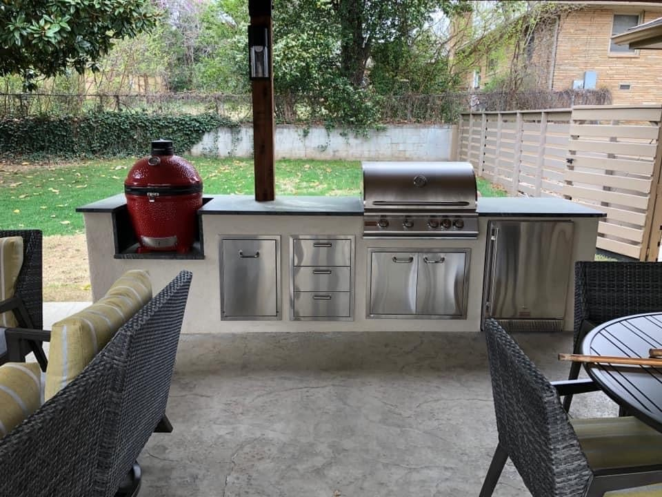 Hot Shot Electric Outdoor Kitchen